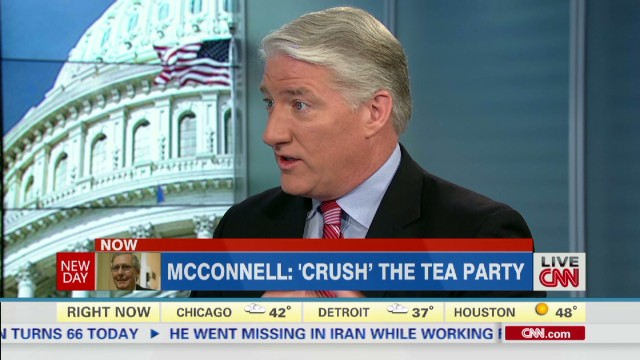 McConnell: 'Crush' the tea party
