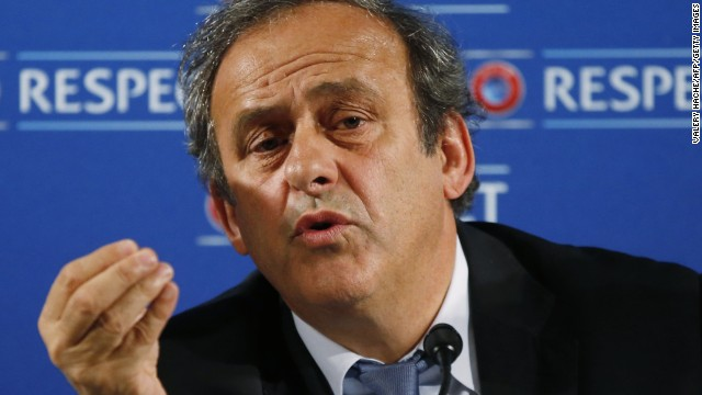 Platini enjoyed a stellar playing career with France and Juventus