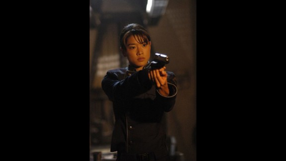 """The reboot of """"Battlestar Galactica"""" is no longer on the air, but its sprawling multiracial cast continues to inspire other shows. It featured women in positions of power and leadership, including Grace Park, who had a complex role as a sleeper agent."""