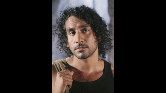 """Naveen Andrews, a British-born actor of Indian heritage, played a solider in """"Lost,"""" a popular sci-fi series with a large multicultural and international cast."""