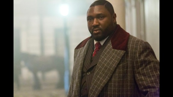 """In an audacious stroke of casting, British actor Nonso Anozie plays R.M. Renfield in NBC's """"Dracula"""" television series. Anozie's steely performance has won him fans."""