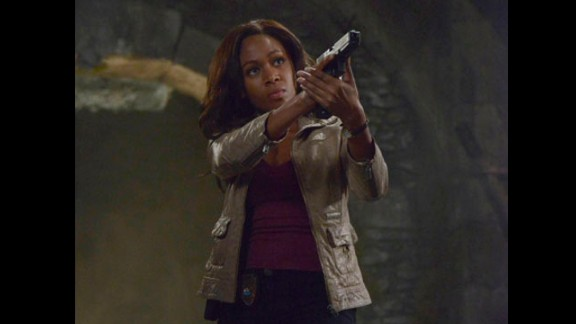 """When is the last time a black actress played an action lead in a horror story? Actress Nicole Beharie pulls it off in the hit TV series """"Sleepy Hollow"""" as a small-town police officer forced to battle supernatural evil."""