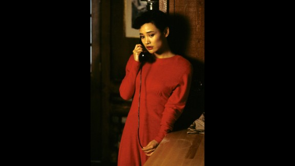 """""""Twin Peaks"""" was a cult favorite in the early '90s, but it was also a pioneer by casting Joan Chen in a nonstereotypical role for Asian women."""