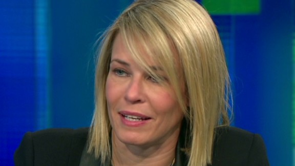 In March 2014, late night host and comic Chelsea Handler challenged CNN
