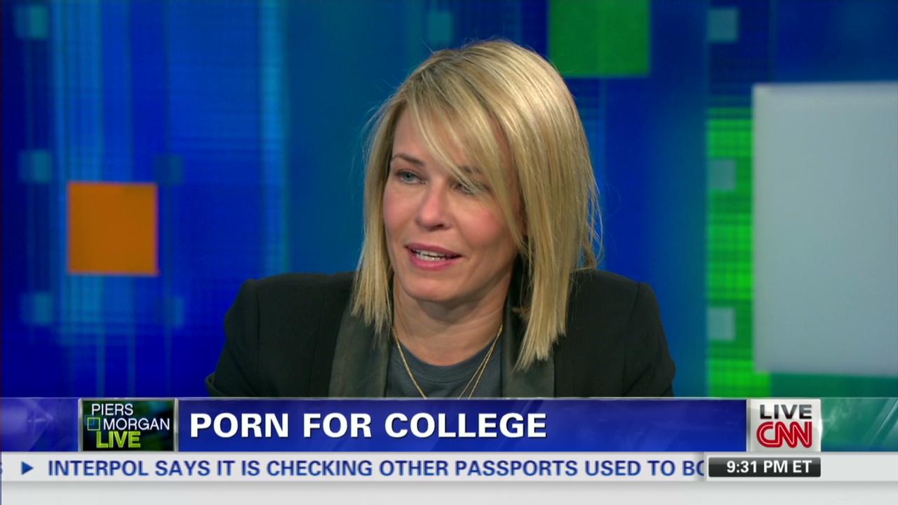 Chelsea Handler porno