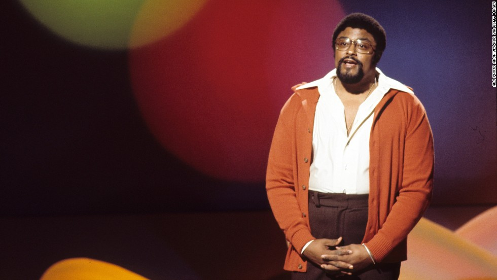 "Onetime football player Rosey Grier sang ""It's All Right to Cry"" in ""Free to Be... You and Me,"" which went on to win Emmy and Peabody awards."