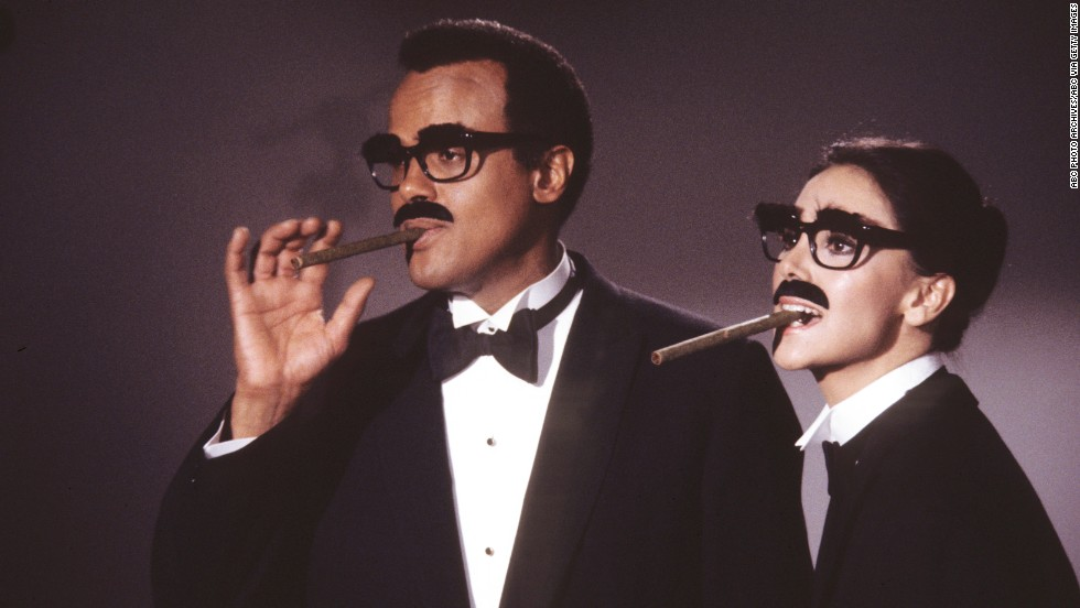"Harry Belafonte and Thomas appeared in Groucho Marx costumes in the 1974 special ""Free to Be... You and Me."" The pair performed the song ""Parents are People."""