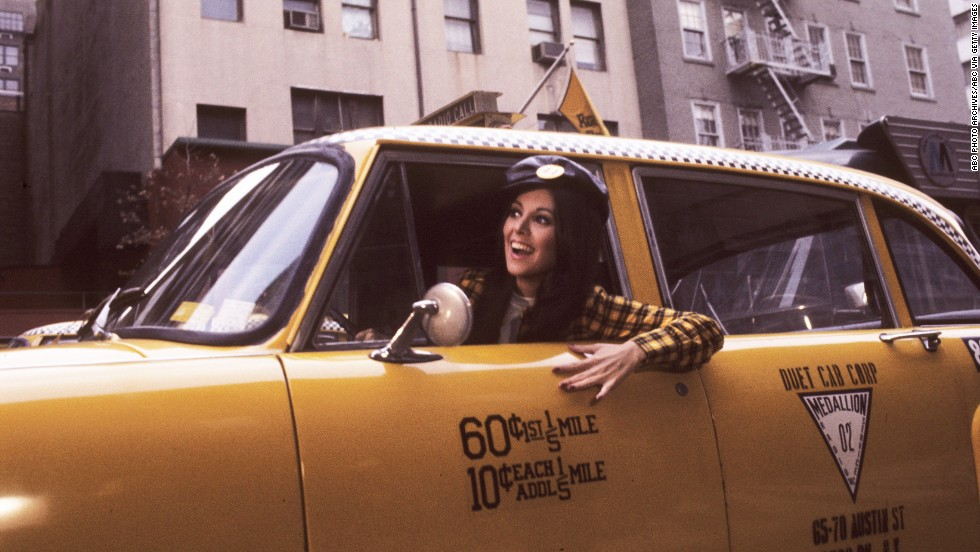 "In the song ""Parents are People,"" Marlo Thomas sings about the roles mothers have: ""Some mommies drive taxis or sing on TV, yeah, mommies can be almost anything they want to be."""