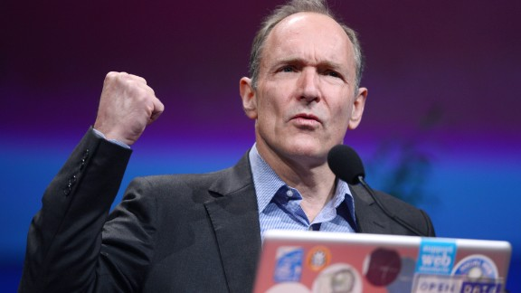 In several recent addresses, Berners-Lee has stressed the need for an Internet bill of rights to protect users.