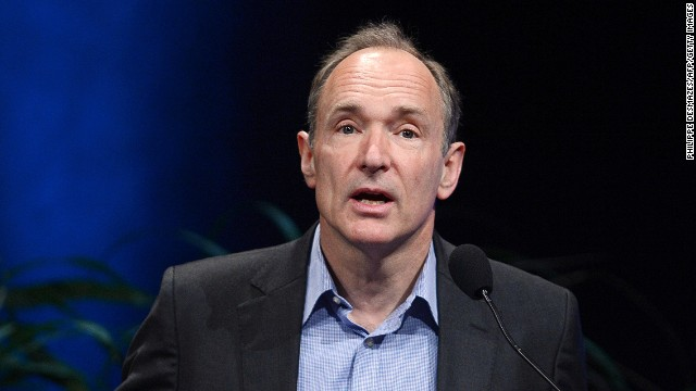 Web inventor Tim Berners-Lee wants to protect the internet. Here's how
