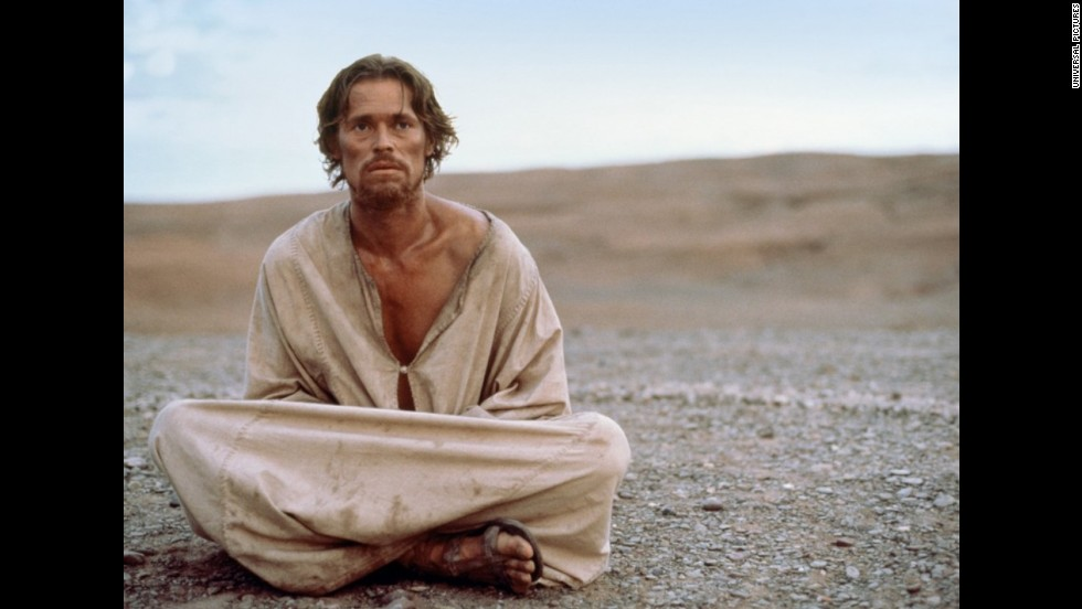 "In 1988, Willem Dafoe portrayed Jesus in what's become one of the most controversial movies about the famous Nazarene, Martin Scorsese's ""The Last Temptation of Christ."" In a story based on the 1953 novel of the same name, Dafoe's Jesus is one who battles lust, doubt and a reluctance to fulfill his fate."