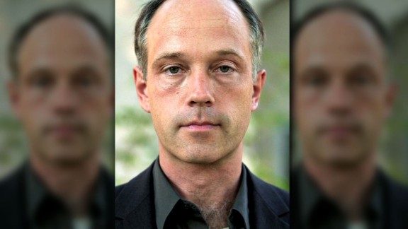 A picture taken on August 15, 2002 in Stockholm shows Swedish journalist Nils Horner posing for a photographer. A gunman shot dead Horner in central Kabul on March 11, 2013. AFP PHOTO /TT NEWS AGENCY/ CLAUDIO BRESCIANI SWEDEN OUTClaudio Bresciani/AFP/Getty Images