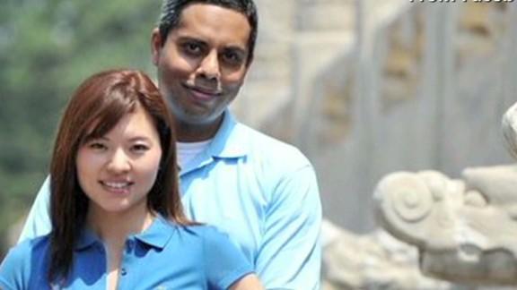 Muktesh Mukherjee and Xiaomo Bai vacationed in Vietnam.