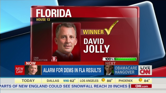 Inside Politics: Florida 13 Results