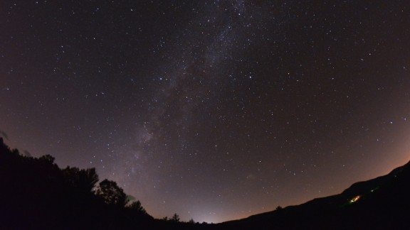 <strong>Mayland Earth to Sky Park & Bare Dark Sky Observatory (North Canada): </strong>In the Blue Ridge Mountains of North Carolina, this new dark sky park is one of few places on the east coast to offer spectacular views of the Milky Way.