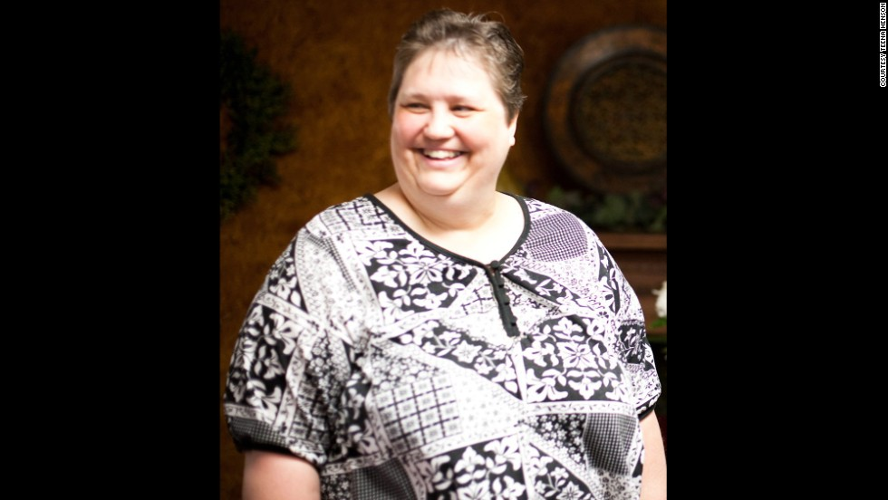 When Teena Henson celebrated her 50th birthday in 2011 she weighed 332 pounds.