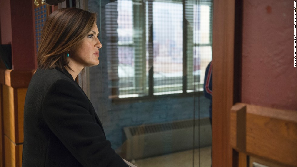 "Mariska Hargitay represents well for her age group as Sgt. Olivia Benson on ""Law & Order: SVU."""