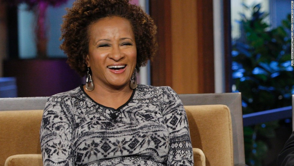 Wanda Sykes is probably laughing because she's clearly found the fountain of youth.