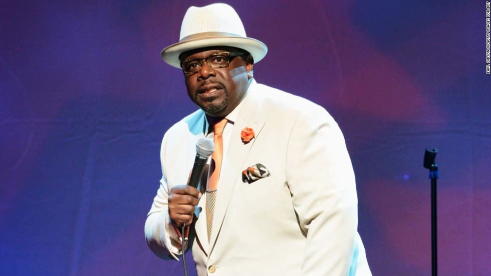 "Who wants to be ... 50? Comedian and ""Who Wants to be a Millionaire"" host Cedric the Entertainer turned the big 5-0 on April 24."