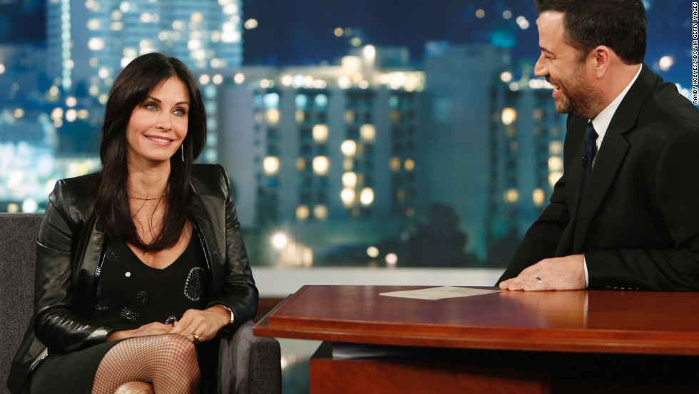 "Courteney Cox is an excellent role model for the cougars on her show, ""Cougar Town,"" and in real life, too. The former ""Friends"" star celebrated her 50th birthday on June 15."