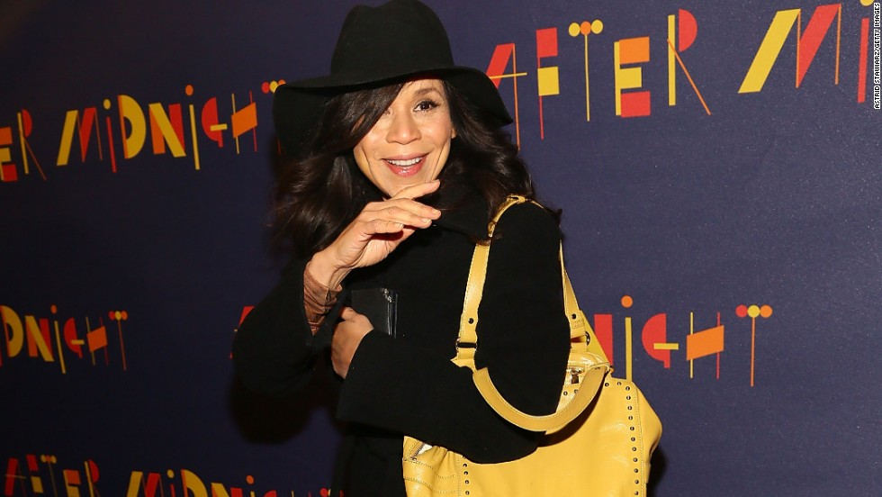 "Rosie Perez has clearly decided to<a href=""http://www.youtube.com/watch?v=U35MvblI4og"" target=""_blank""> ""Fight the Power"" </a>of aging. The actress and new co-host of ""The View"" celebrated her 50th birthday on September 6."