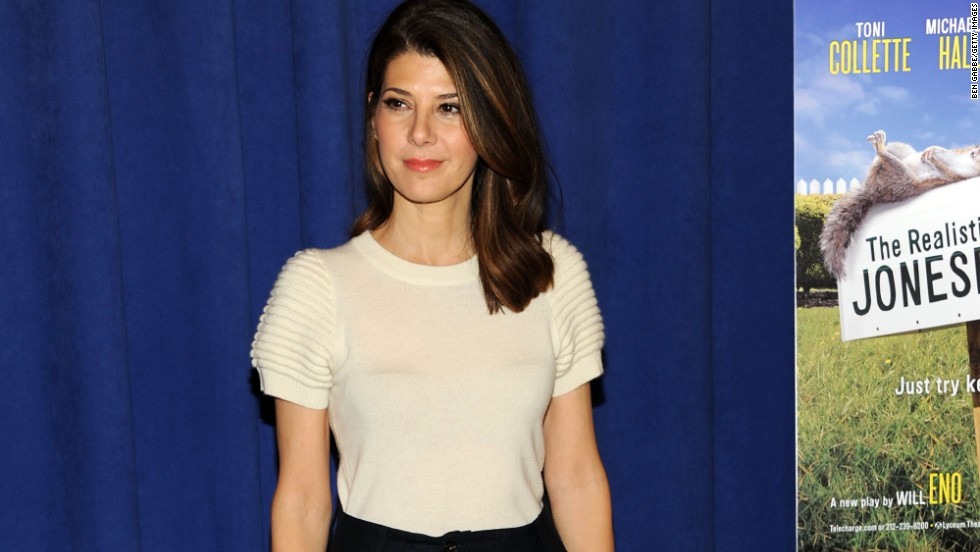 "Marisa Tomei doesn't mind a nude scene, as evidenced in ""Before the Devil Knows You're Dead."" She's holding it down for actresses in her age group."