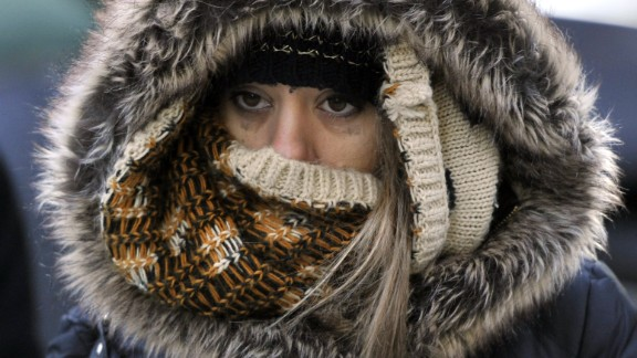 "The weather  No one really likes the cold, but a few people are actually allergic to it, according to the Mayo Clinic. ""With cold urticaria, exposure to cold temperatures causes redness, itching, swelling and hives on the skin that has been in contact with the cold.""   Fun fact: You can also be allergic to hot weather (you've probably heard of a heat rash). Or the sun. Or rain."