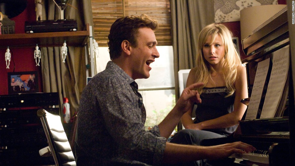 "For Bell, it would be easy to parlay the public's adoration into a steady stream of girl-next-door roles that would have audiences eating from the palm of her hand. But instead, Bell's portrayed some pretty hideous people, from the callous Sarah Marshall in the 2008 rom-com ""Forgetting Sarah Marshall"" to a 20-something journalist with a severely inappropriate dating life in ""The Lifeguard."""