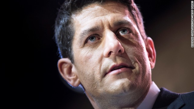 Rep. Paul Ryan's 2015 budget calls for $5.1 trillion in spending cuts over the next decade.