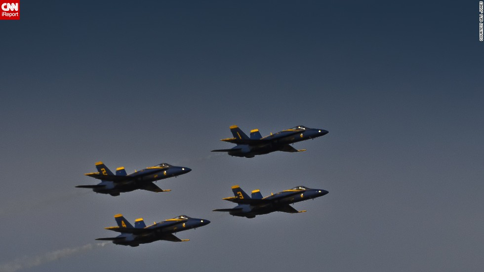 "The Blue Angels flight exhibition team was initially created with the intention of piquing the public's interest in naval aviation and<a href=""http://www.blueangels.navy.mil/aircraft/historical.aspx"" target=""_blank""> boosting Navy morale</a>."