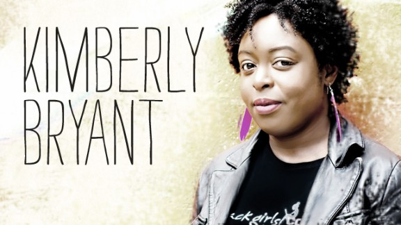 San Francisco mom and biotech engineer Kimberly Bryant couldn't find computer programming opportunities for her 12-year-old daughter. To address the need, she started Black Girls Code, which provides computer programming classes and boot camps to girls of color.