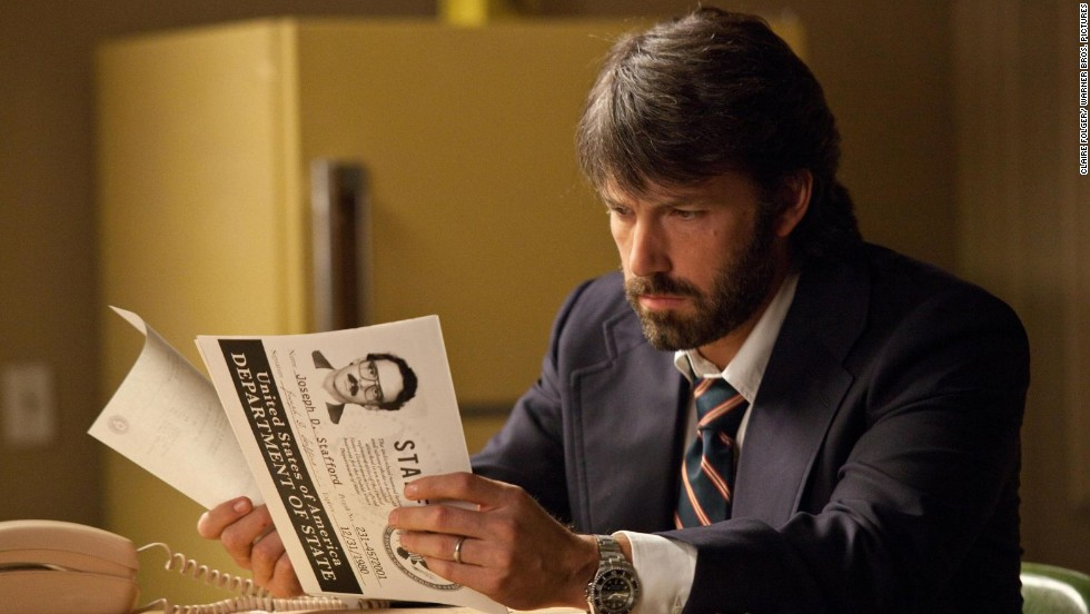 "Ben Affleck splits his time in front of and behind the camera, but he can still command a pretty penny as an actor. Forbes estimates the Oscar winner (here in ""Argo"")  made $35 million in the past year. He's now playing Batman in ""Batman v. Superman: Dawn of Justice."""