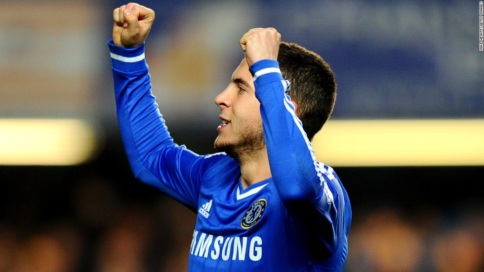 Eden Hazard will hope to spearhead Chelsea's challenge under manager Jose Mourinho. Chelsea won its first Champions League title in 2012.