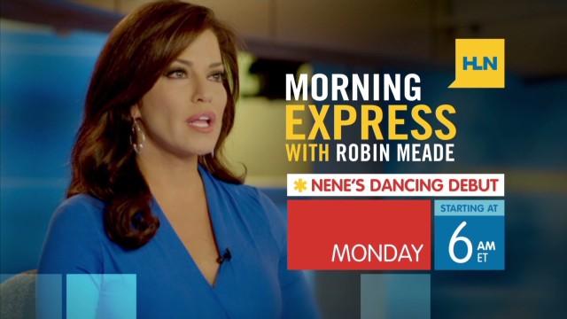On Morning Express W Robin Meade Monday Cnn Video