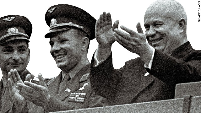 How would Khrushchev handle Crimea?