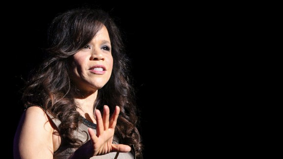 """Brooklyn-born actress Rosie Perez has appeared on Broadway, was nominated for an Oscar and is an activist for Puerto Rican rights. She started her career in the 1980s as a dancer on """"Soul Train"""" and has choreographed music videos as well as the Fly Girls on """"In Living Color."""" Look back at some of her most memorable movie roles since then."""