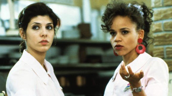 """Rosie Perez starred with Marisa Tomei in 1993's """"Untamed Heart."""""""