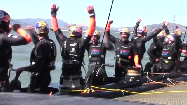 The changing face of America's Cup