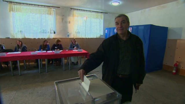 Mixed feelings after Crimean referendum