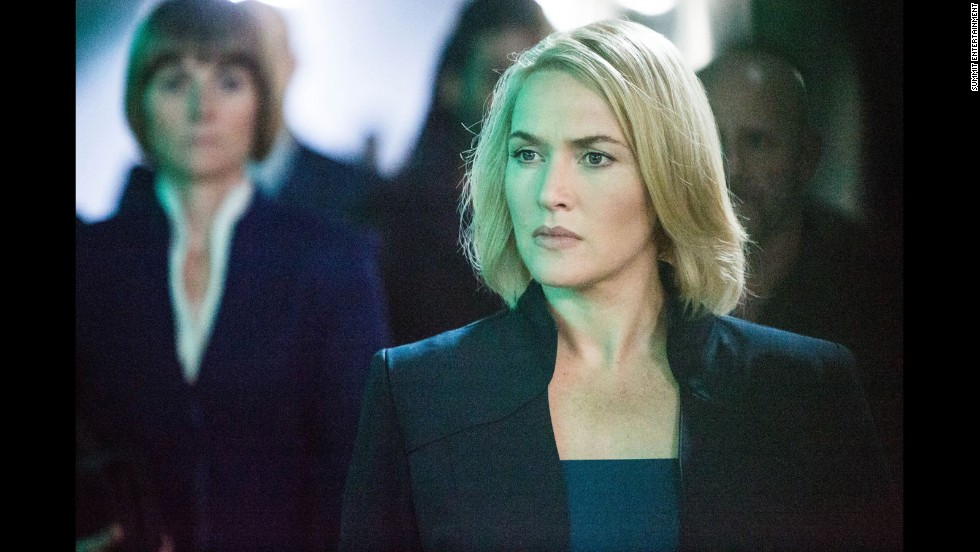 Jeanine Matthews (Kate Winslet) is the leader of the Erudite faction. Brilliant but cold and calculating, Jeanine's intelligence can be a danger to others.