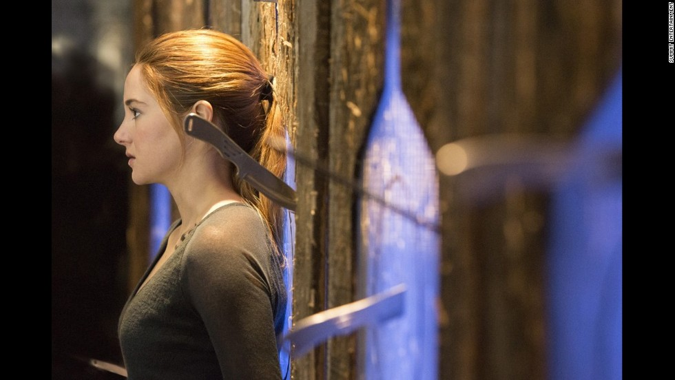 """Divergent"" has cast some big names -- Kate Winslet, Shailene Woodley and Ashley Judd, to name a few -- and an even bigger expectation to blow out the box office when it opens on March 21. Whether you're already a fan who needs a refresher or brand new to the world of Beatrice ""Tris"" Prior and her struggle, consider this your initiation into the newest YA movie craze."
