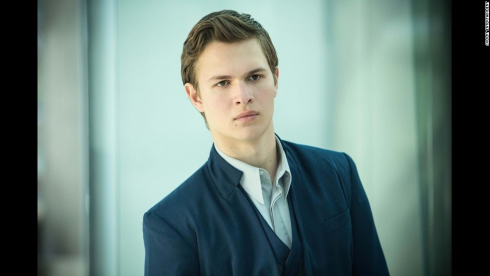 Tris' brother, Caleb (Ansel Elgort), for example, decides to join the Erudite faction in keeping with his thoughtful demeanor.