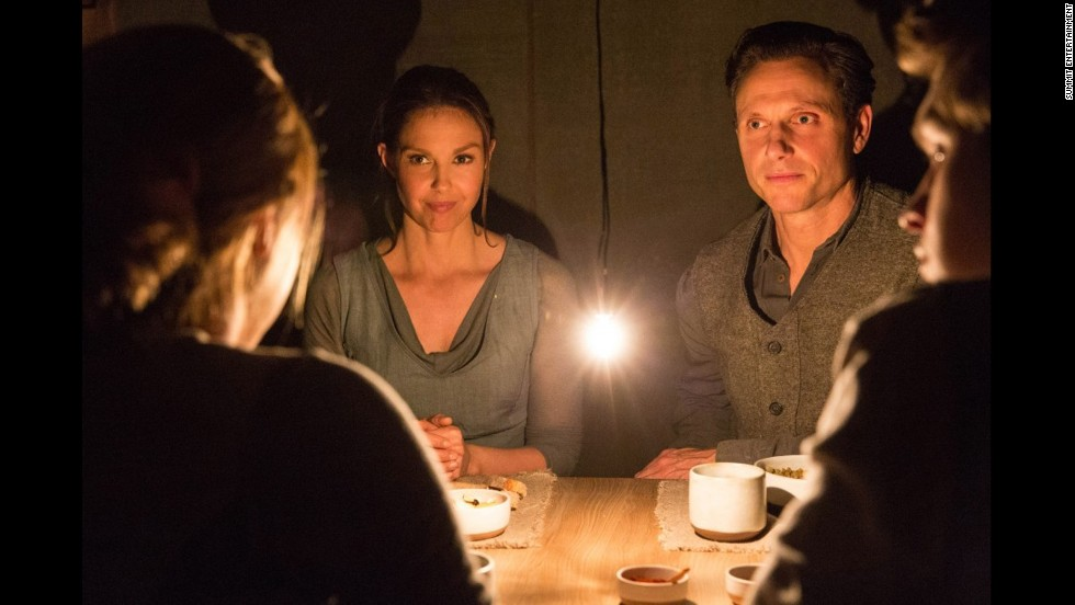"Tris and her family, the Priors, fall into the ""Abnegation"" faction, where putting the needs of family and society above your own is paramount. Each faction's principles are reflected in their style, so those in the selfless category wear simple, neutral clothing to better demonstrate their lack of self-importance."