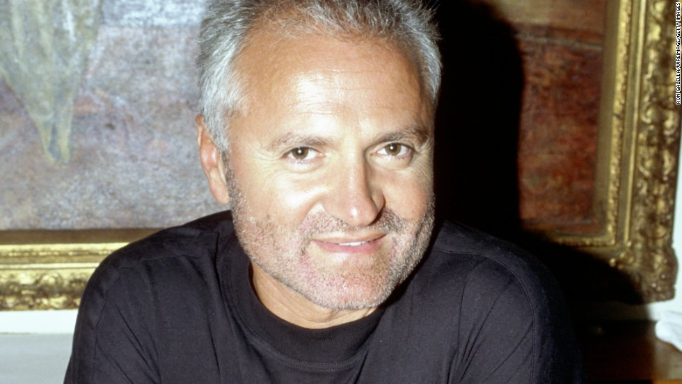 "Celebrated designer Gianni Versace was killed on July 15, 1997, allegedly by <a href=""http://www.cnn.com/US/9707/15/versace.suspect/"">suspected mass-murderer Andrew Cunanan</a>. Versace's sister, Donatella, took over the Versace company three months after he died. Ten years after Versace's death, Italy's fashion capital paid tribute to the slain fashion designer with a glittering ballet performance at Milan's La Scala opera house."