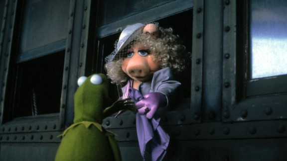 "By 1984's ""The Muppets Take Manhattan,"" Kermit and Piggy were finally making their unusual partnership official. There was an elaborate song-and-dance number, and the duo sang about how happy they'd make each other. The ""Sesame Street"" crew risked not being able to find their way back home just to serve witness. All of that pomp and circumstance made us think the marriage was the real deal, but Piggy has said the minister officiating had ""been defrocked."""
