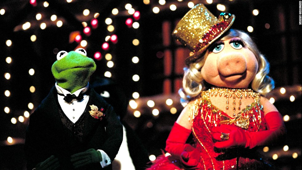 "While his frog feet are often cold, Kermit the Frog really does love Piggy, <a href=""https://www.youtube.com/watch?v=1_AUn5poOmA"" target=""_blank"">as he told Ellen DeGeneres in 2011</a>. ""I do, I do,"" he said. ""She just puts all these stories in the tabloids about us being married, and that's a little weird. I'm not even sure that's legal in most states. ... Our relationship, you sort of have to judge it hour by hour. Very strange."""