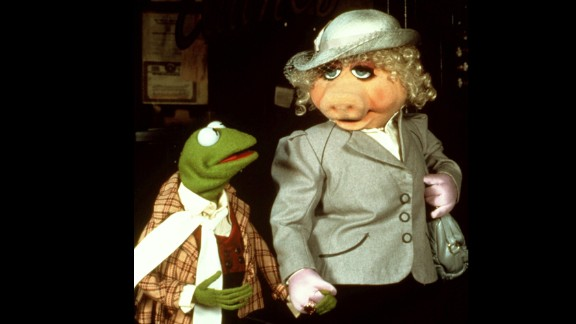 "It's not hard to imagine why Miss Piggy, being a diva destined for greatness, would see her equal in Kermit the Frog. After all, when they came to fame on ""The Muppet Show"" in 1976, he was the HFIC (head frog in charge). Piggy always made her adoration clear, but it seemed her affection was unrequited. In reality, as Kermit has told us, Piggy did catch his eye. ""Debbie Reynolds (in 'Singin' in the Rain') reminds me of Piggy when I first met her,"" he said. ""That's meant as a compliment, Ms. Reynolds."""
