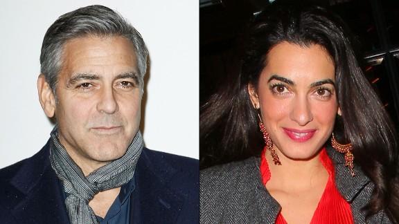 It looks like George Clooney