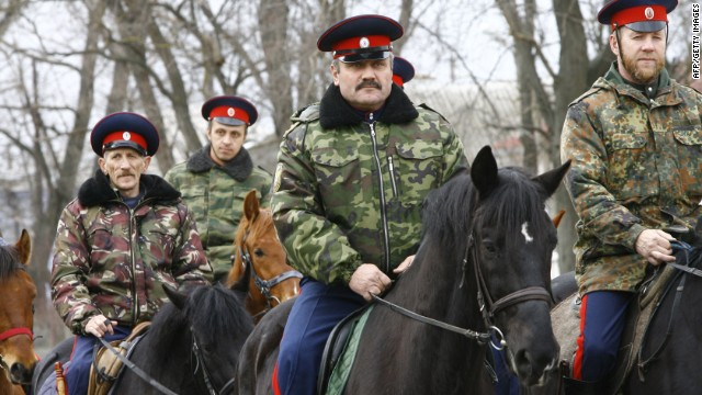 Could Putin 'walk back' Crimea crisis?
