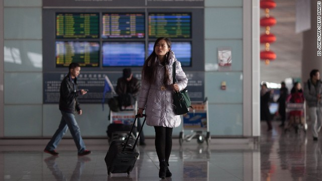Many are leaving China for reasons like education, food and wealth security and air quality.